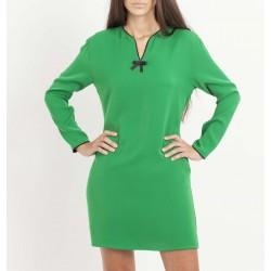 Vestido Anatomia Verde Lacito