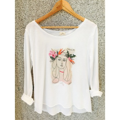 Camiseta Mujer Picasso