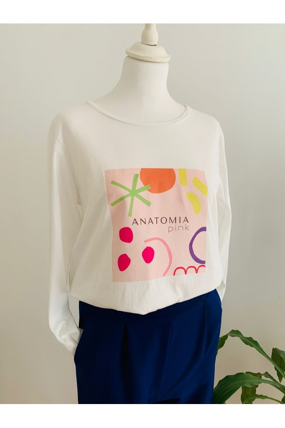 Camiseta Anatomía
